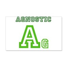 Agnostic Wall Decal