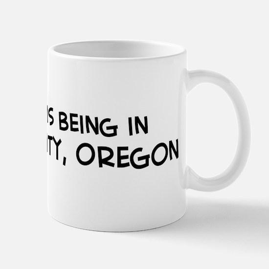 Grant County - Happiness Mug