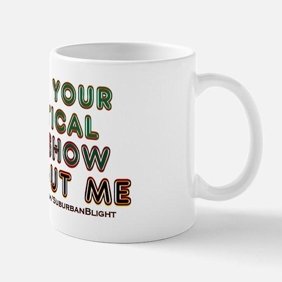 """Political Shit Show"" Mug"
