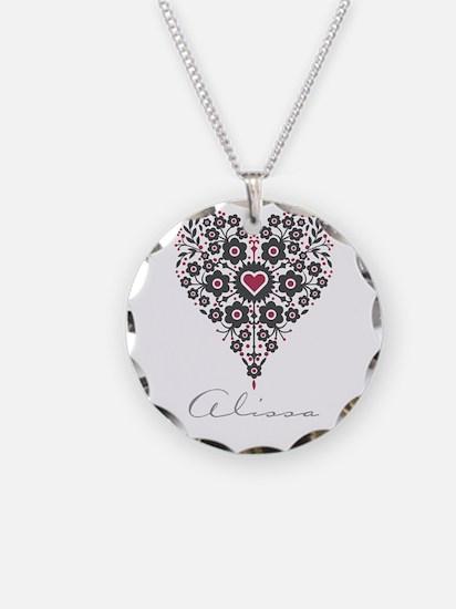 Love Alissa Necklace