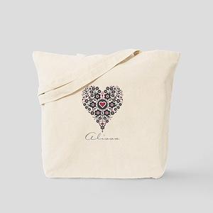 Love Alissa Tote Bag