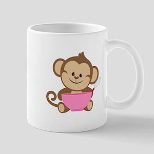 Baking Monkey Mug