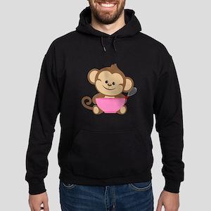 Baking Monkey Hoodie