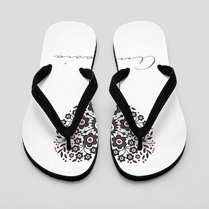 Love Anastasia Flip Flops