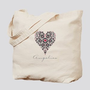 Love Angelica Tote Bag