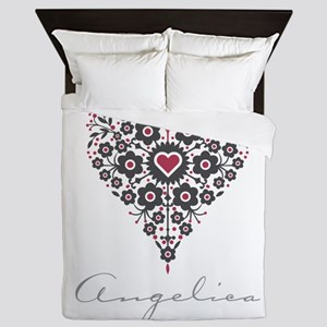 Love Angelica Queen Duvet
