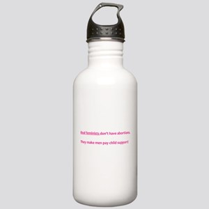 Real Feminists Water Bottle