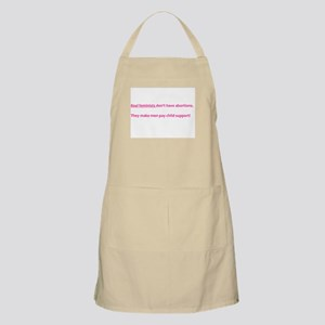 Real Feminists Apron