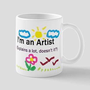 I'm an Artist Mug