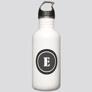 Gray Stainless Water Bottle 1.0L