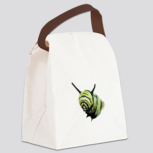 Caterpillar Canvas Lunch Bag