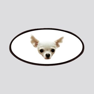White Chihuahua Patches