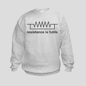 Resistance is Futile Sweatshirt