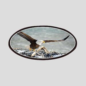 Magnificent Bald Eagle Patches