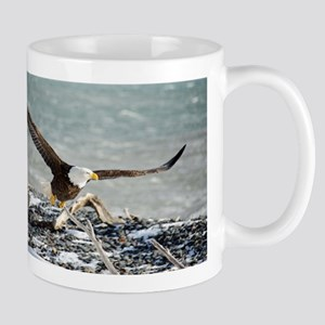 Magnificent Bald Eagle Mug
