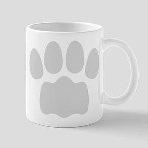 Paw 2 Mug