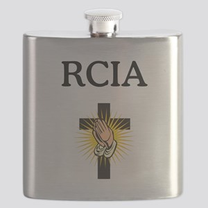 RCIA Cross Flask