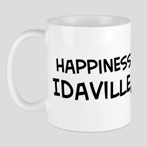 Idaville - Happiness Mug