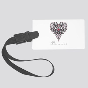 Love Bernice Luggage Tag
