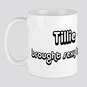 Sexy: Tillie Mug
