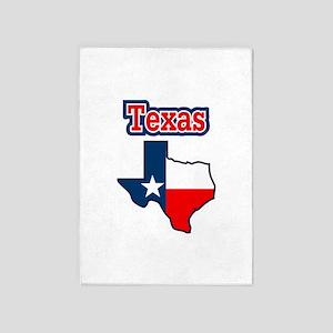 Texas 5'x7'Area Rug