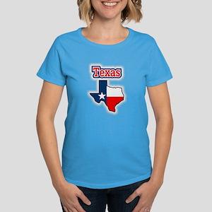 Texas Women's Dark T-Shirt