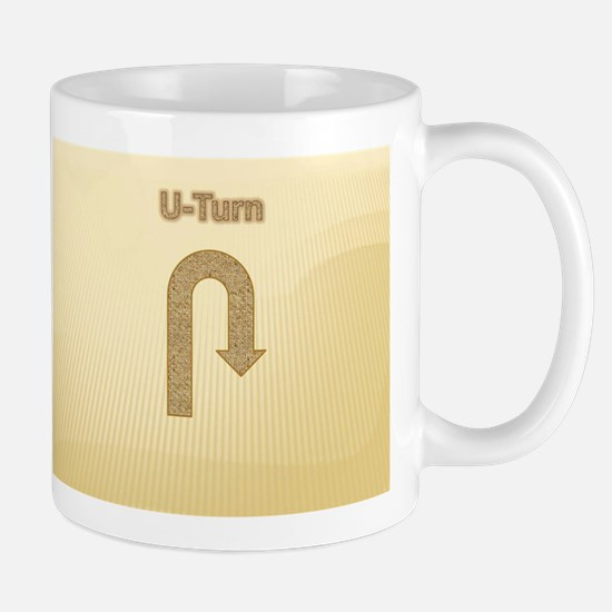 U-turn Mug