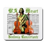Mozart Sinfonia Concertante Mousepad