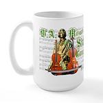 Mozart Sinfonia Concertante Large Mug