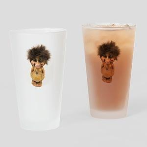 Be my Troll Drinking Glass