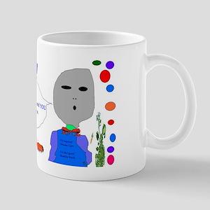 Obama Care Aliens Mug