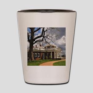 Monticello Shot Glass