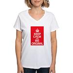 Keep Calm and Be Original T-Shirt