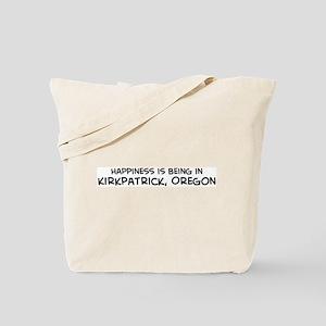 Kirkpatrick - Happiness Tote Bag