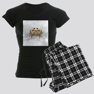 Common crab - Women's Dark Pajamas