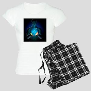 al artwork - Women's Light Pajamas