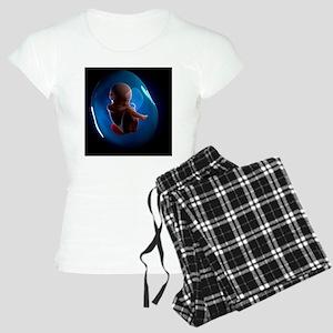 Foetus, artwork - Women's Light Pajamas