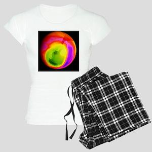 Ozone hole 2000 - Women's Light Pajamas