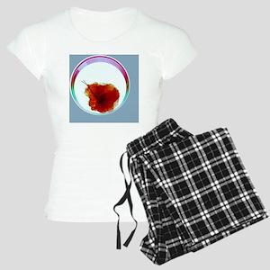 Breast cancer, X-ray - Women's Light Pajamas