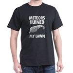 Meteors Ruined My Lawn T-Shirt