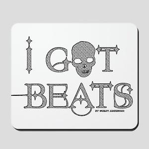 Producer/Beatmaker clothing Mousepad