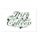 Irish Colleen Postcards (Package of 8)