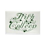 Irish Colleen Rectangle Magnet (100 pack)