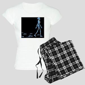 ats, X-ray - Women's Light Pajamas