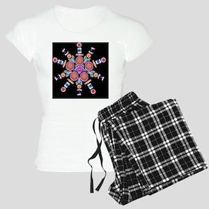 Diatom assortment, SEMs - Women's Light Pajamas