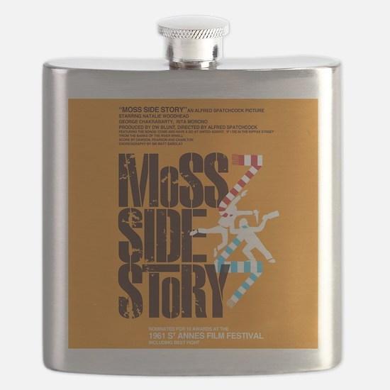 Moss Side Story Flask