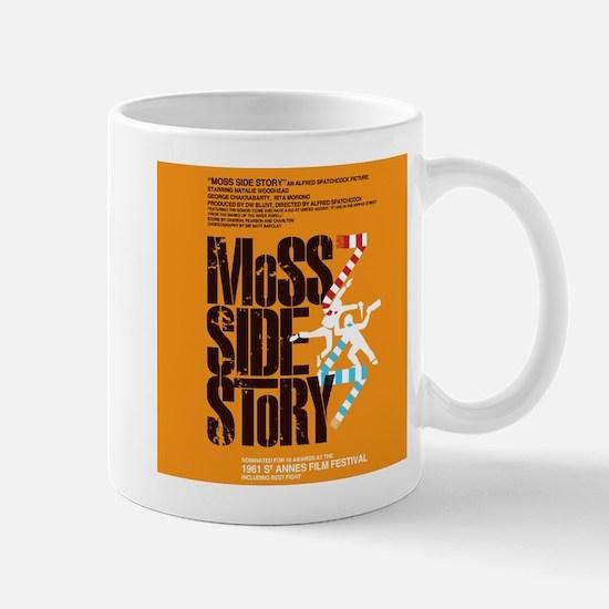 Moss Side Story Mug