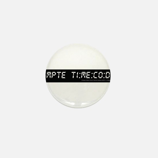 SMPTE Time Code Mini Button