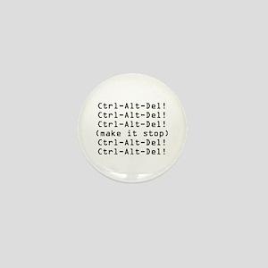Ctrl Alt Del Mini Button