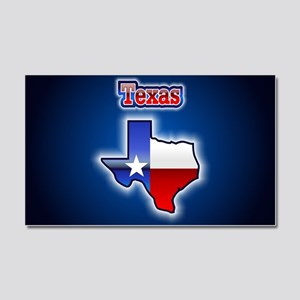Texas Car Magnet 20 x 12